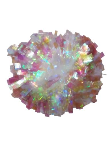 krystaliczny, profesjonalny pompon