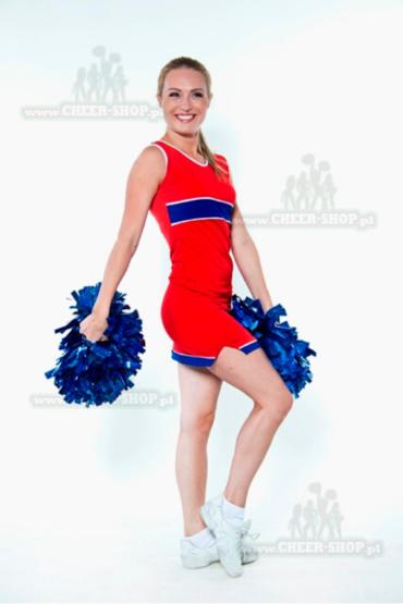 profesjonalny stroj dla tancerek i cheerleaderek