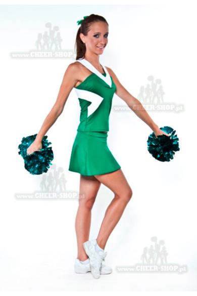profesjonalny stroj dla cheerleaderek