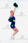 cheer kostium