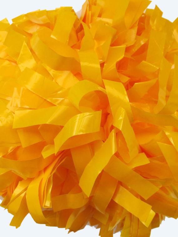 plastic żółty
