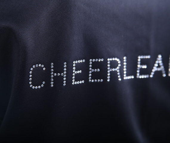Wariant 3572 z Bluza Cheerleader+Kokardka Dżety !