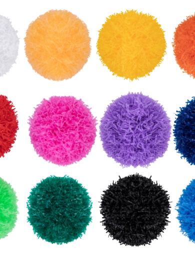 kolory pomponów