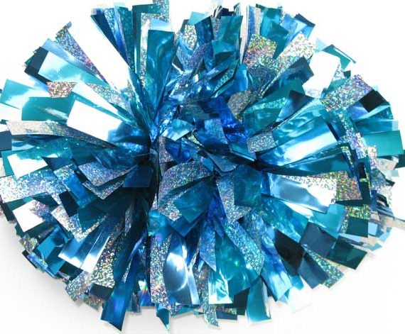 Wariant 7694 z Pompon MIX metallic