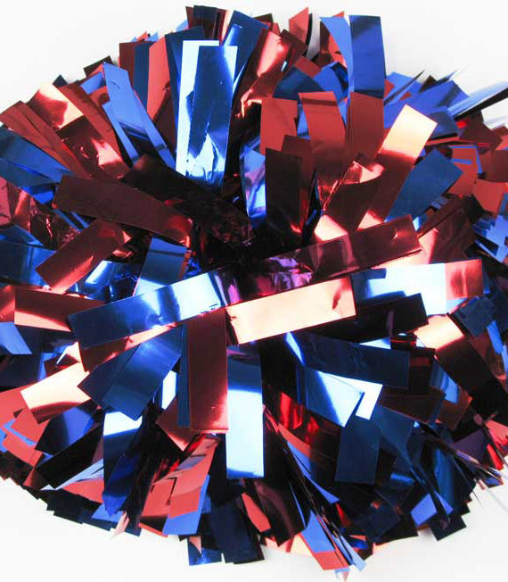 Wariant 7871 z Pompon MIX metallic