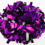 Wariant 7586 z Pompon MIX metallic