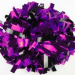 fiolet czarny