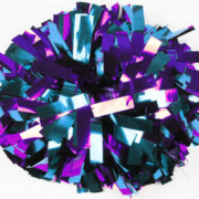 Wariant 7777 z Pompon MIX metallic