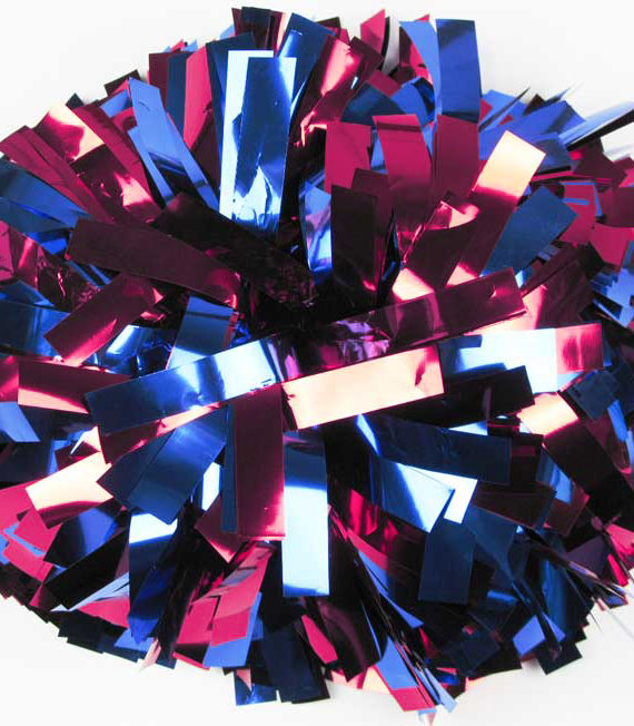 Wariant 7551 z Pompon MIX metallic