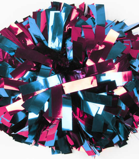 Wariant 7749 z Pompon MIX metallic