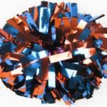 pomarańczowy jasny niebieski