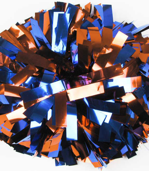 Wariant 7635 z Pompon MIX metallic