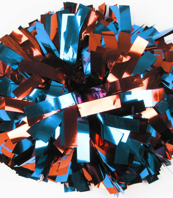 Wariant 7702 z Pompon MIX metallic