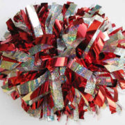 Wariant 7848 z Pompon MIX metallic