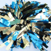 Wariant 7721 z Pompon MIX metallic