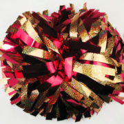 Wariant 7555 z Pompon MIX metallic