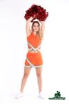 profesjonalny strój dla zespołów cheerleaders