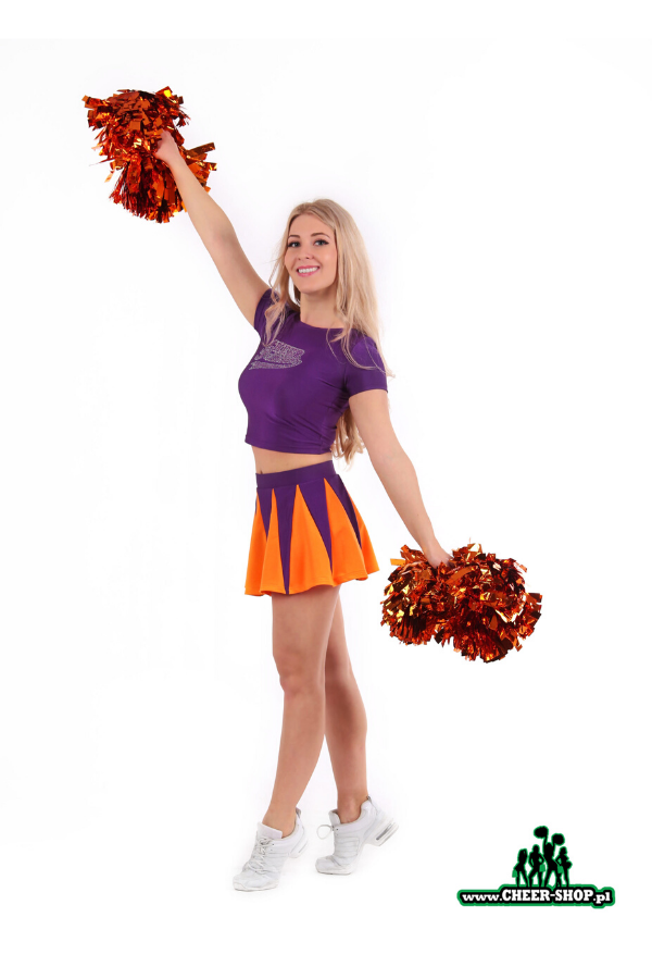 kostium dla tancerek cheer fun