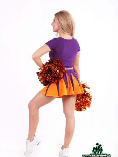 uniform dwuczesciowy cheer