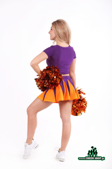 uniform dwuczesciowy cheer