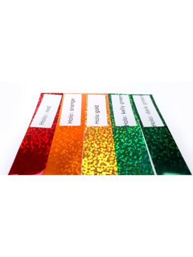 przykładowe kolory pomponow holo