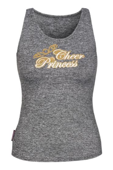 koszulka treningowa cheer princess