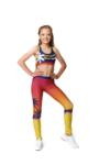 cheerleaderka-w-komplecie-sportowym